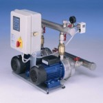GXS20, GMD20, GTKS20 Gruppi di pressione per uso residenziale