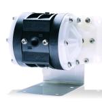Pompa pneumatica a doppia membrana Husky 205 in plastica