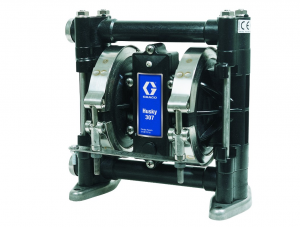 Pompa pneumatica a doppia membrana Husky 307 in plastica