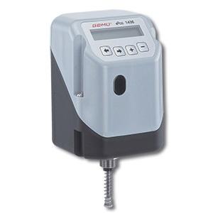 Posizionatore elettropneumatico digitale GEMÜ 1436 cPos