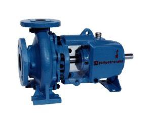 TCA – pompe centrifughe monostadio per liquidi abrasivi