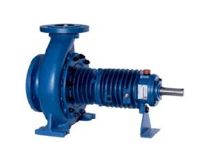 TCD – pompe centrifughe monostadio per liquidi termovettori