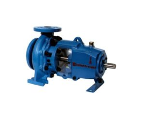 TCT - pompe centrifughe monostadio per fanghi e liquidi viscosi