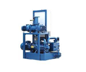 HYDROTWIN/OILTWIN - Gruppi autonomi Pompa + Booster a ricircolo totale di acqua o olio