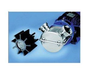 Pompe inox autoadescanti a girante flessibile