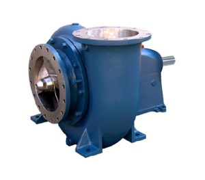 MEC - Pompe centrifughe monostadio con girante semiassiale aperta