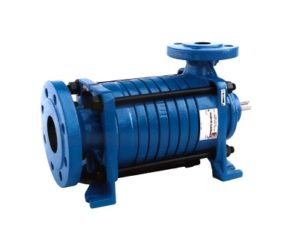 TBA - Pompe centrifughe multistadio autoadescanti con basso NPSH