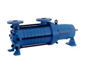 TBK - Pompe autoadescanti centrifughe multistadio a trascinamento magnetico
