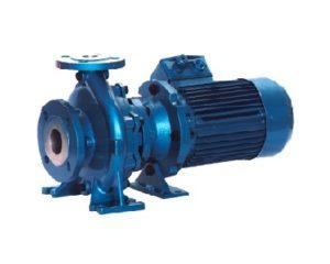 TCHM - Pompe centrifughe monostadio per liquidi puliti o poco torbidi