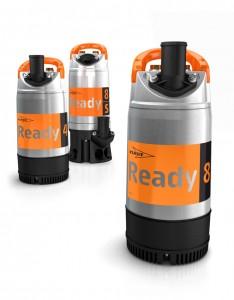 FLYGT Serie Ready Elettropompe per drenaggio