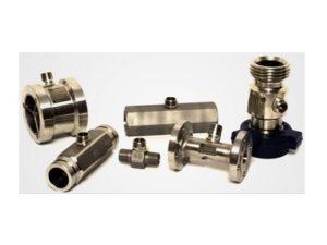 Misuratori di portata a turbina NuFlo™ Cameron – Servizio Liquido – In Linea
