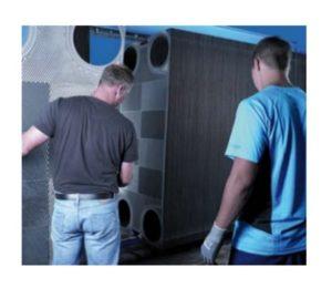 Assistenza per scambiatori di calore - Accessori, ricambi e ricondizionamento