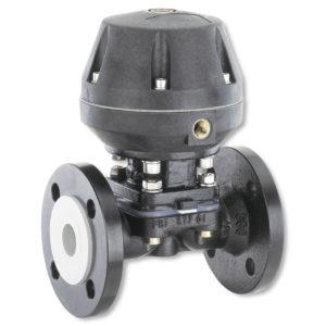 Valvole a membrana in metallo per l'industria GEMÜ 620