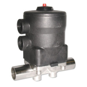 Valvole a membrana in metallo per l'industria GEMÜ 635