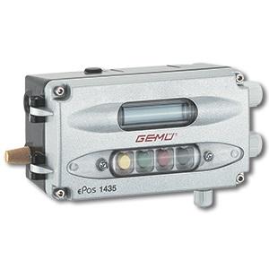 Posizionatore elettropneumatico digitale GEMÜ 1435 ePos