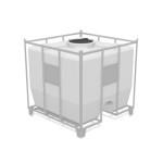 Cisterne pallettizzate per trasporto liquidi