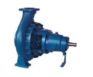 MCU-CH - Pompe centrifughe monostadio ISO 2858/DIN 24256
