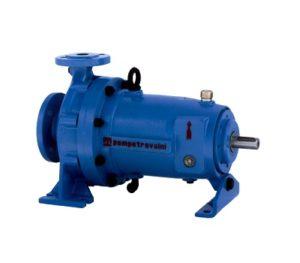 TCK - Pompe centrifughe monostadio a trascinamento magnetico ISO 2858