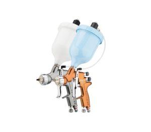 Advance HD - pistole a spruzzo con tazza sotto pressione assistita